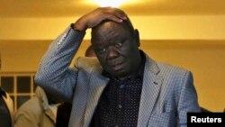 MDC-T president Morgan Tsvangirai