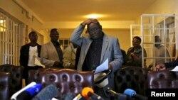 茨萬吉拉伊不承認選舉結果