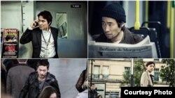 영화 '베를린'의 주요 장면들. '베를린' 공식 홈페이지 자료사진.