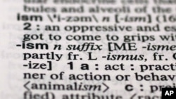 Merriam-Webster Word of the Year