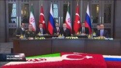 Iako podržavaju suprostavljene snage u Siriji, turski, ruski i iranski predsjednici sve više rade zajedno
