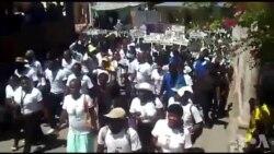 Ayiti: Jakmèl Rann yon Dènye Omaj a Ansyen Minis Gerald Michel Mathurin