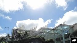 APEC即将在夏威夷会议中心召开