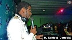DJ DaMost, produtor de rádio, Moçambique