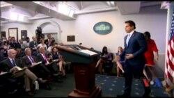 Драма в Білому домі: гучна відставка Ентоні Скарамуччі через 11 днів після призначення на посаду. Відео