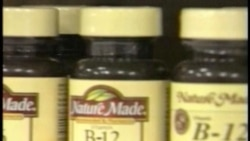 Study: Vitamin B12 Deficits in Older Adults Linked to Brain Decline