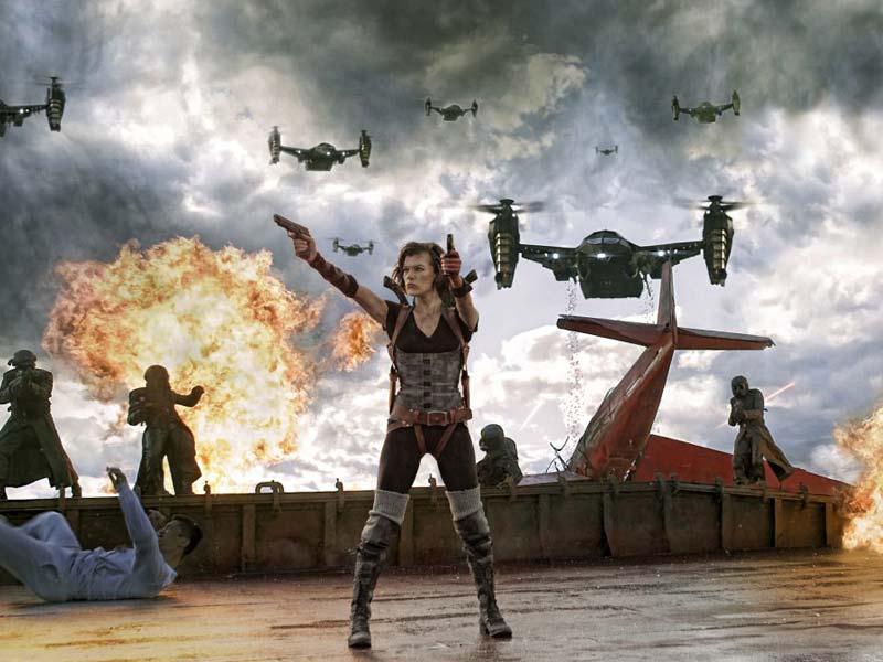 Resident Evil: La venganza