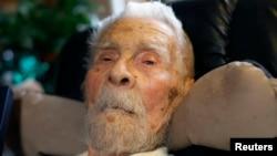 Alexander Imish, inmigrante polaco y sobreviviente de un campo de trabajos forzados soviético, murió a los 111 años.