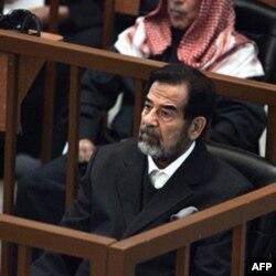 Saddam Hussayn insoniyatga qarshi jinoyatlarda aybdor deb topilib, oliy jazoga hukm qilingan. 2006 yilning dekabrida dorga osildi.