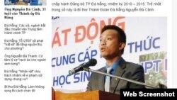 Báo chí trong nước đồng loạt đưa tin về ông Nguyễn Bá Cảnh.