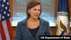 빅토리아 눌런드 미국 국무부 대변인.