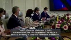 Strengthening U.S.-Colombia Relations