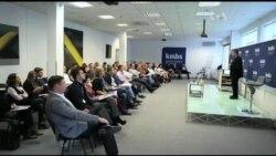 Українцям доплачуватимуть по $100 000, якщо вступлять до бізнес шкіл США . Відео
