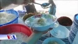 Bún hến, món đặc sản dân dã xứ Huế