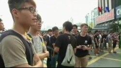 Lãnh đạo Hồng Kông kỷ niệm quốc khánh Trung Quốc giữa lúc biểu tình