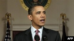 """Tổng thống Obama nói người dân Ai Cập đã tạo """"cảm hứng cho chúng ta"""" bằng cách sử dụng phương pháp bất bạo động để uốn cong """"vòng cung lịch sử về phía công lý"""""""