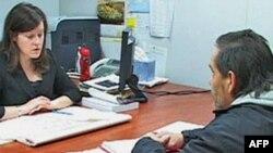 Pravnica Debora Gardner i njen klijent, Danijel Terston.