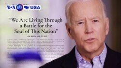 Manchetes Americanas 25 de Abril: Joe Biden está na corrida para candidato presidencial democrata
