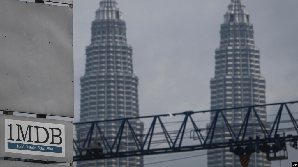 Vụ biển thủ ở 1MDB (Malaysia) đang đẩy nhiều người vào vòng lao lý