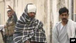 حملات انتحاری مسلسل بر یک کمپنی امنیتی در قندهار