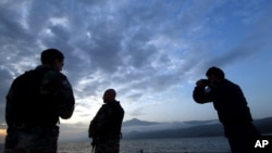 希腊海岸警卫队特种部队军官
