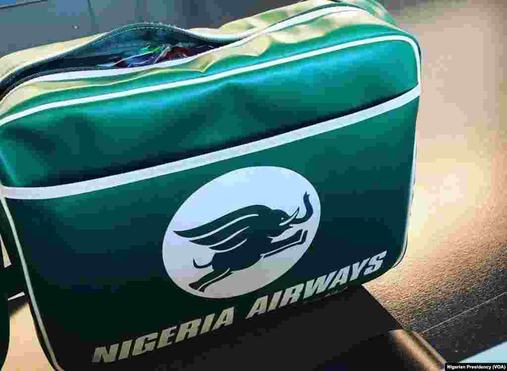 An Kaddamar Da Sabon Jirgin Saman Nigerian Airways