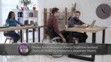Dunia Kita: Bulan Tenaga Kerja Disabilitas di AS