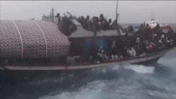德国采取措施拯救海上幸存难民