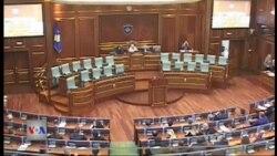 Kosovë: Seanca e Parlamentit