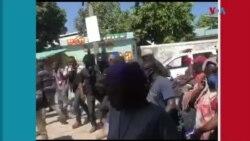 Ayiti: 1 Polisye mouri pandan manifestasyon Phantom 509 lendi 22 Mas la