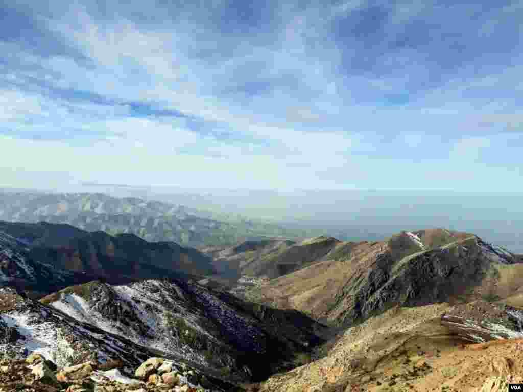 روستای هانی گرمله عکس: حسین زاده (ارسالی شما)