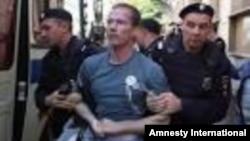 Aktivis kelompok oposisi Rusia yang dipenjara, Ildar Dadin (foto: dok).