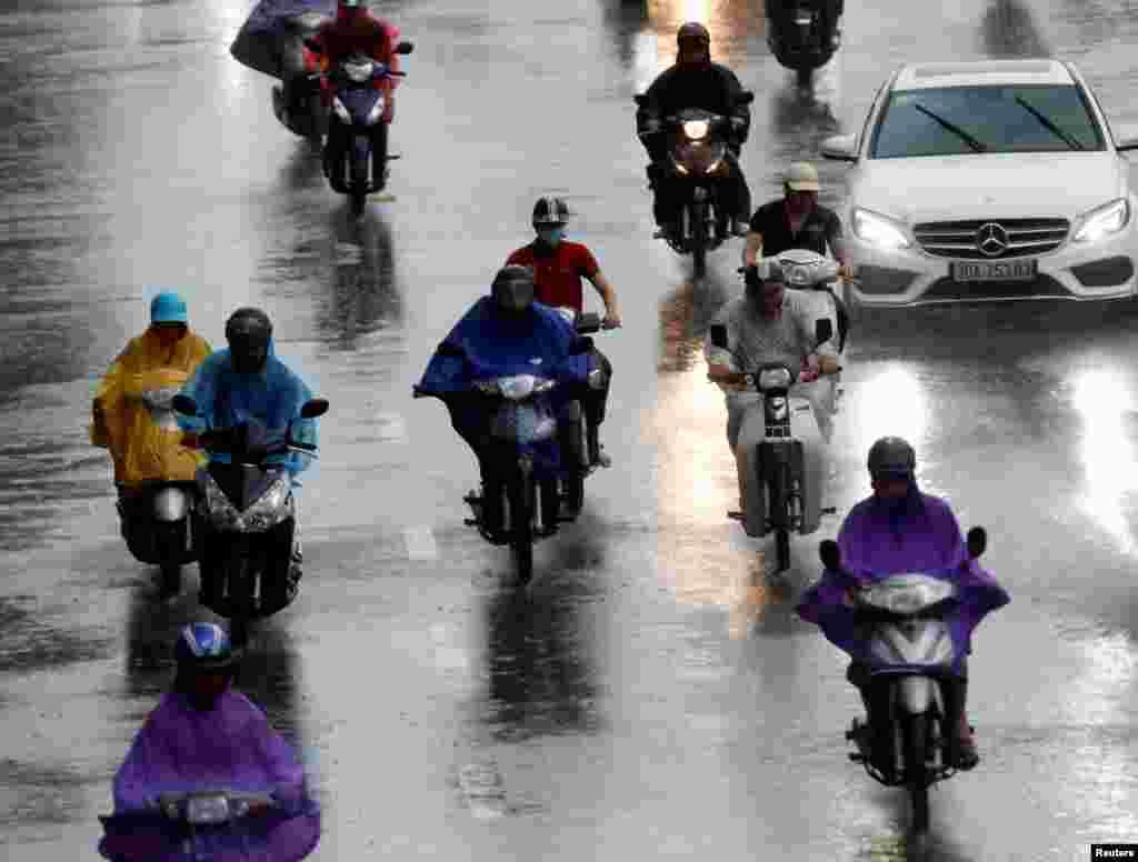 Vyetnamda tufan