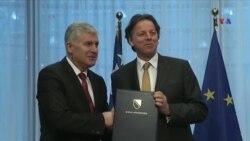 Bosniya - Avropa İttifaqına üzvlük yolunda