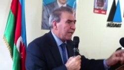 """Cəmil Həsənli: """"Avropadan gələn müşahidəçilərə qonararlar ödənilib"""""""