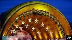 Người Mỹ mừng Lễ Độc lập