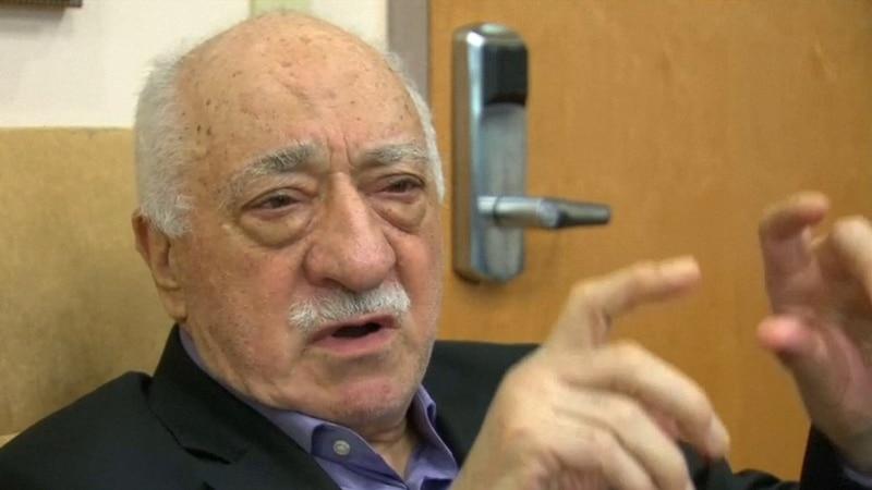 ترکیه: په امریکا کې ترکي عالم په کودتاه کې لاس درلود