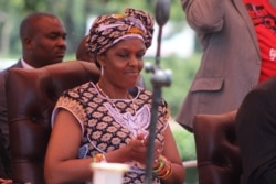 Backlash Mounts Against Zimbabwe First Lady Following Threats of Party Ousters