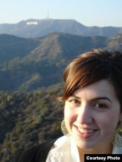 Giovanna Tolda. (Photo by Phoebe Zimmerman)
