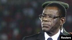 Teodoro Obiang Nguema Mbasogo a offert l'amnistie à ses opposants, dans le cadre du dialogue national prévu en novembre (Reuters)