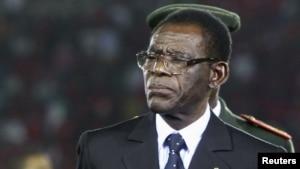 Presidente Teodoro Obiang Nguema