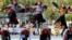<div>ششمین دوره جشنواره بین المللی بازی های بومی محلی در مریوان<br /> عکس: بهمن شهبازی</div>