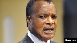 Denis Sassou-Nguesso, President i Republikës së Kongos