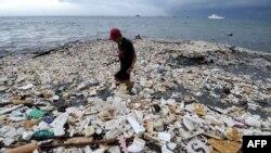 ဖိလစ္ပိုင္ပင္လင္ျပင္ရွိ အမိုက္ပံုမ်ား