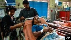受傷人員在醫院留醫。