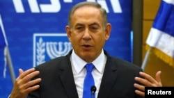 El primer ministro israelí, Benjamin Netanyahu, califica de fútil la conferencia sobre la paz en el Medio Oriente prevista para el 15 de enero en París.