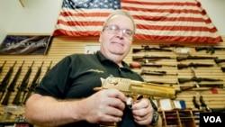 ہتھیار رکھنے کی اجازت تقریباً ڈھائی سو سال سے امریکیوں کا حق ہے