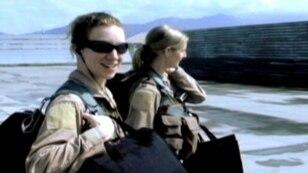 Perempuan ikut berperan dalam militer Amerika (Foto: dok).
