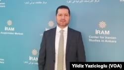 İran Araştırmaları Merkezi (İRAM) Başkanı Hakkı Uygur