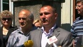 """Maqedoni: Partia """"Dinjiteti"""" për referendum kundër shqiptarëve"""